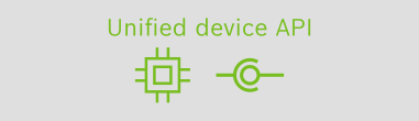 Things - unified device API