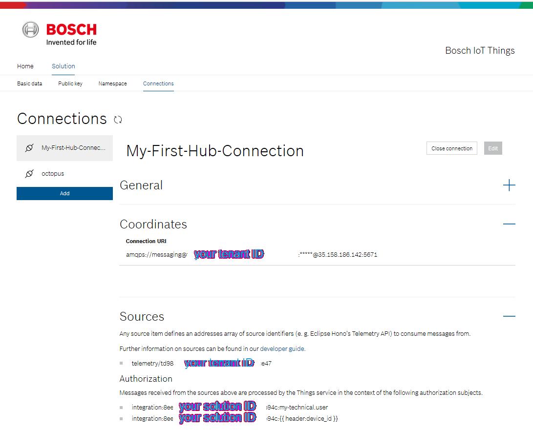 hub-connection